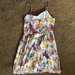 Lucca Couture Dresses - Urban outfitters floral dress XS